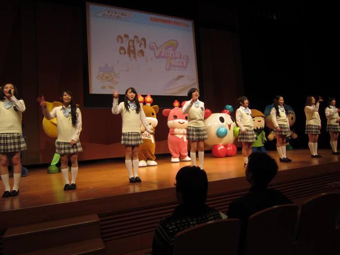北陸新幹線開業2年前イベント