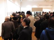 高岡市観光協会のブログ-松原秀典原画展(会場風景)