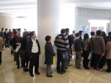 高岡市観光協会のブログ-松原秀典原画展(グッズ販売)