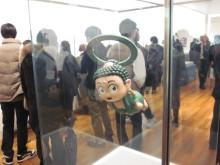 高岡市観光協会のブログ-松原秀典原画展(あみたん)