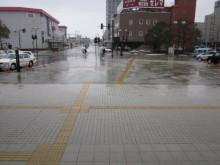 高岡市観光協会のブログ-高岡市の積雪状況
