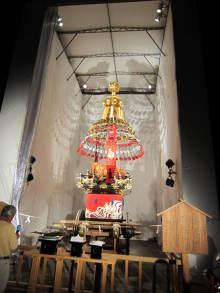 高岡市観光協会のブログ-高岡御車山祭の宵祭・ライトアップ