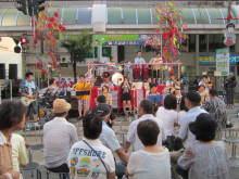 大仏君の日記帳(高岡市観光協会のブログ)-高岡七夕まつり(ビッグバンド)
