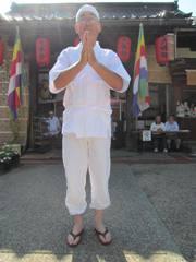 大仏君の日記帳(高岡市観光協会のブログ)-高岡大仏のお身拭い