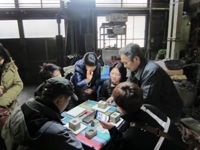 大仏君の日記帳(高岡市観光協会のブログ)-台湾からの視察団