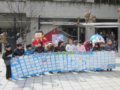 大仏君の日記帳(高岡市観光協会のブログ)-ドラえもん