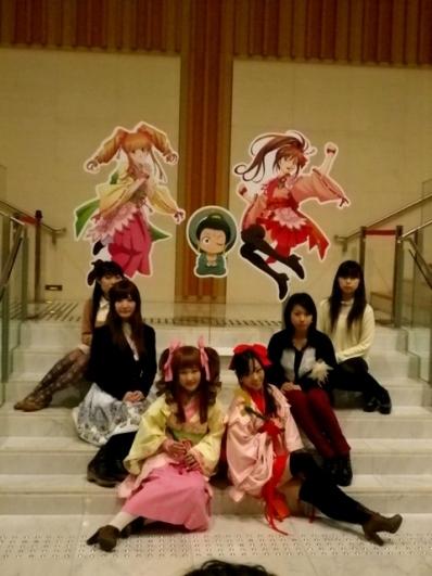 大仏君の日記帳(高岡市観光協会のブログ)-あみたん娘 1st Anniversary festa