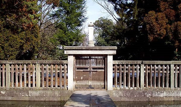 墓所(堀2)