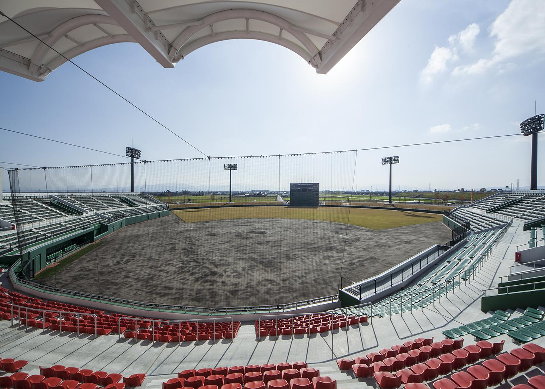 高岡西部総合公園野球場(ボールパーク高岡)画像1